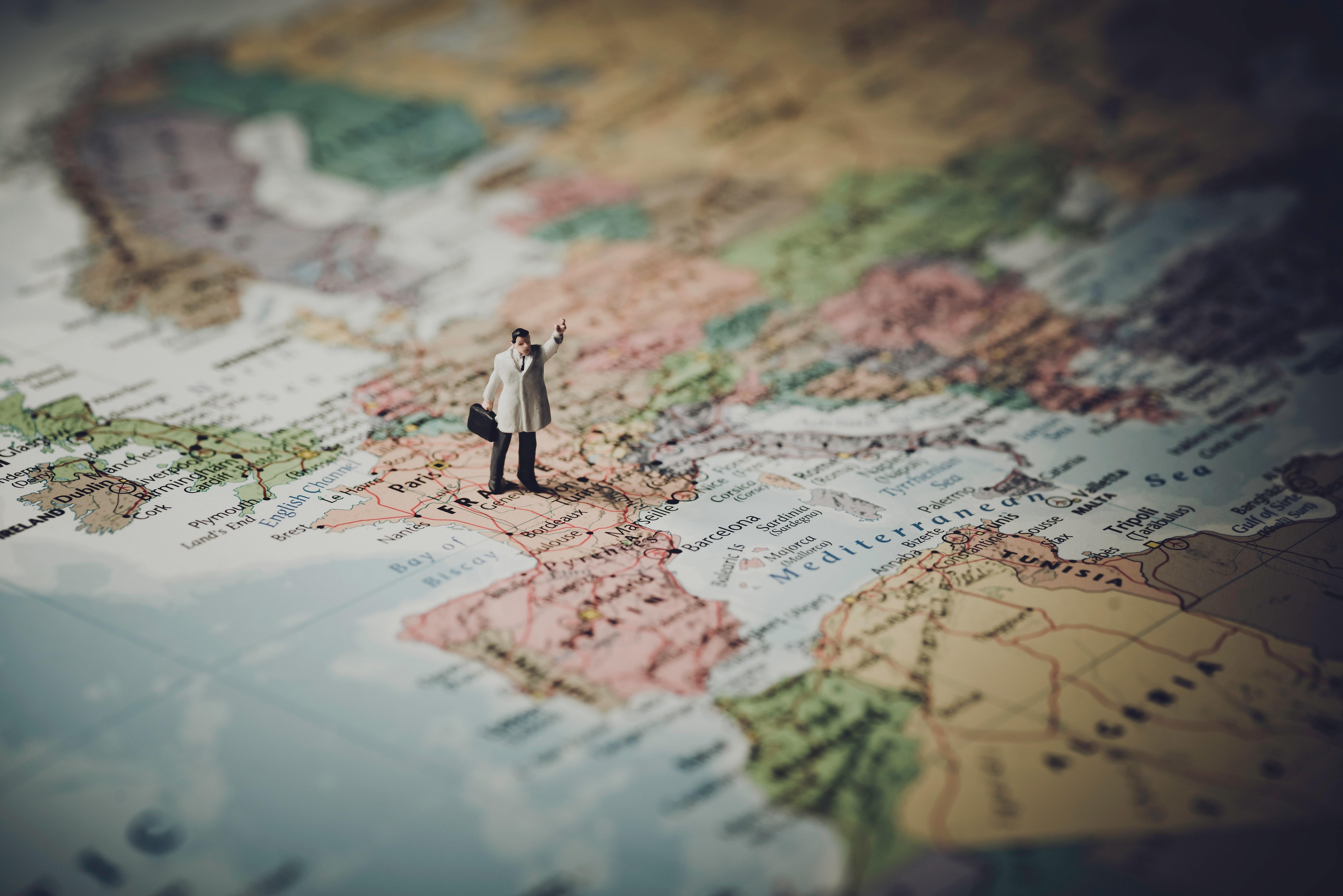 O impacto da geografia na inovação das organizações