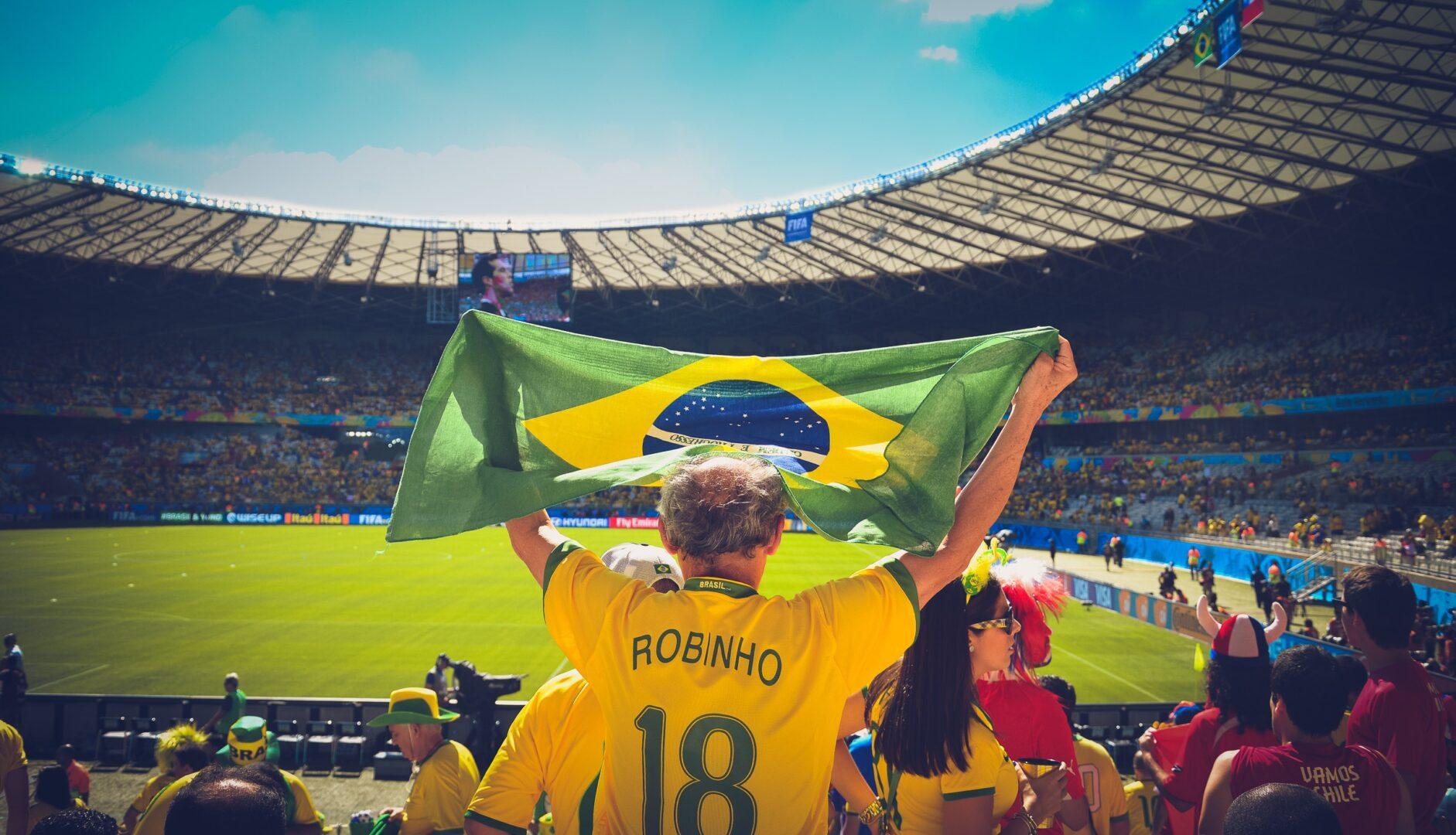 Os brasileiros são demais!