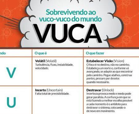 VUCA: Guia rápido para sobreviver ao vuco-vuco do mundoVUCA