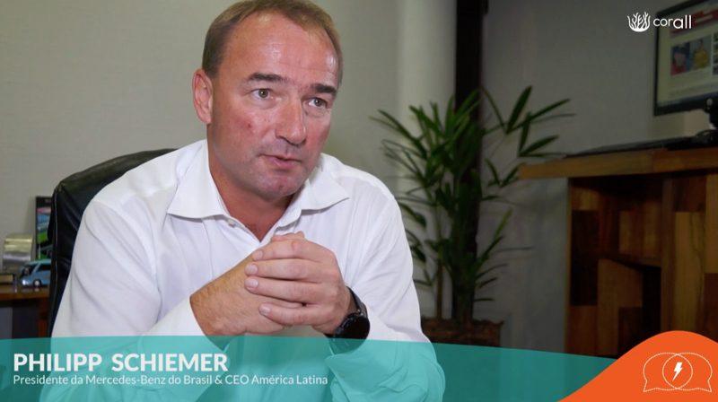 Video Entrevista com Philipp Schiemer