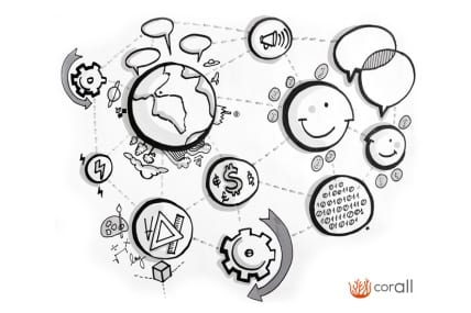 Comunicação em rede acelerando transformações