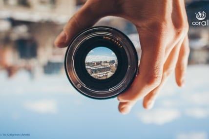 Sua realidade é fruto da lente que você usa paravê-la