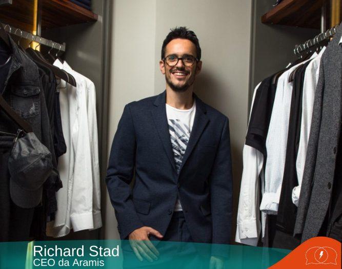 Corall entrevista Richard Stad, CEO da Aramis