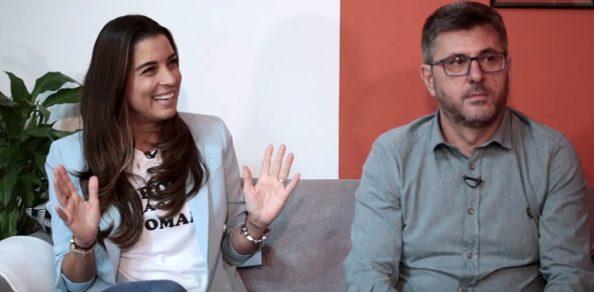Desafios e sucesso do empreendedorismo com Francine e Sidnei Poletti da Vínculo| Diálogos com CEOs
