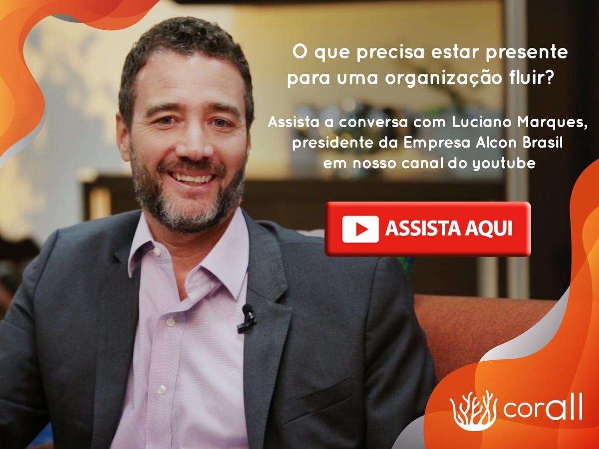 Desafios de liderança com Luciano Marques da Alcon Brasil | Diálogos com CEOs